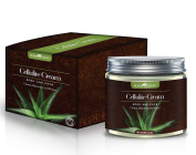 Organic, 100% Pure, And Natural Beauty Anti-Cellulite Cream - Cleanse, Rejuvenate And protect your Skin