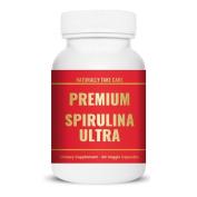 Premium SPIRULINA Ultra ✮ Highest Quality Organic Spirulina 100% Vegetarian ✮ Natural Multivitamin for Full Body Health