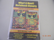 What a Hoot Notebook Covers