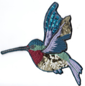 Sequin and Embroidery Patch