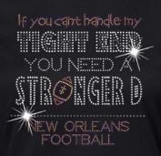 New Orleans Football #11 Rhinestone Iron on Transfer