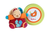 Kaloo Colours Rabbit Squirrel Toy, Small by Kaloo, Juratoys US Corp