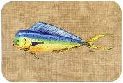 "Caroline's Treasures 8810JCMT ""Dolphin Mahi"" Kitchen or Bath Mat, 60cm by 90cm , Multicolor"