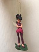 Disney Fairies Vidia 10cm PVC Figure Holiday Christmas Tree Ornament Figurine Doll Toy