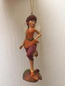 Disney Fairies Fawn 10cm PVC Figure Holiday Christmas Tree Ornament Figurine Doll Toy