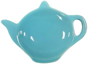 Omniware 1508533 Caddy/Tea Infuser Hold Strainer, Turquoise