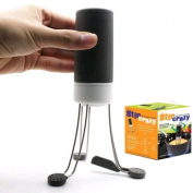 Automatic Hands Free Robo Kitchen Utensil Food Sauce Auto Stirrer STIR CRAZY NEW