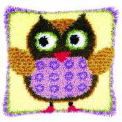 Latch Hook Cushion Kit