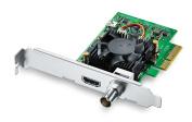 Blackmagic Design DeckLink Mini Recorder 4K PCIe Playback Card, 6G-SDI