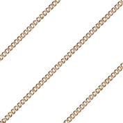 70cm 14kt Gold Filled Curb Chain