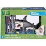 Shark Attack Figure Playset By Animal Planet by Unknown