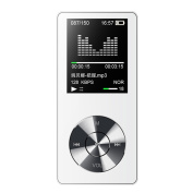 HONGYU M22 8GB Alloy Sport MP3 Music Player with Speaker and 4.6cm Screen FM Radio Voice Recorder 40 Hours Playback Hi-Fi quality lossless Portable Audio Player