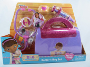 Disney Junior Doc McStuffins Doctors Bag Set - 5 piece