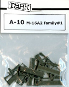 TAHK Tank 1:35 M16A2 Family #1 Weapons Resin Detail # A-10