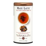 The Republic Of Tea Mate Latte Full-Leaf, 100mls/50-60 Cups