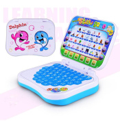 Leegor Multifunction Educational Learning Machine English Early Tablet Computer Toy Kid Developmental Toy Christmas Gift