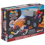 ZOOB RacerZ Fastback Monster Trucks by ZOOB