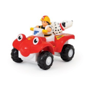 WOW Toys Fire Buggy Bertie by WOW Toys