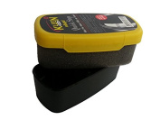 Kleen Shoes Quick Step : Instant Shoes Shine Sponge for all leather stuff and all leather colours : Great for home use and travel