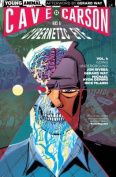 Cave Carson Has a Cybernetic Eye TP Vol 1 Going Underground