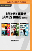 Raymond Benson - James Bond Series [Audio]