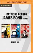Raymond Benson - James Bond Series [Audio]
