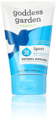 Goddess Garden Sport SPF 30 Natural Sunscreen, Lotion, 100ml