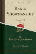 Radio Showmanship, Vol. 3
