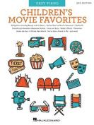 Children's Movie Favorites  Piano Book