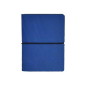 Ciak Lined Notebook: Blue