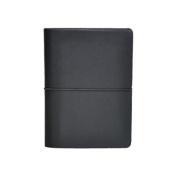 Ciak Lined Notebook: Black