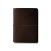 Ciak Lined Notebook: Brown