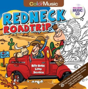 Color with Music Redneck Roadtrip
