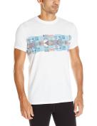 prAna Men's Printed Ridge Tech Shirt