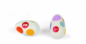 JANOD SHAKERS EGG CONFETTI Musical toys by JANOD