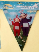 Teletubbies Party Flag Decoration Banner Garland Treats Birthday