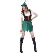 Bristol Novelty Robin Hood Lady by Bristol Novelties