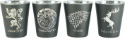 Game of Thrones House Sigil Shot Glass Set