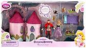 "Disney Sleeping Beauty Exclusive Mini Castle Playset by ""Disney Sleeping Beauty Toys, Dolls, Action Figures & Plush"""