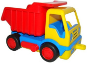 Wader Basics Tip-Up Truck by Wader Quality Toys