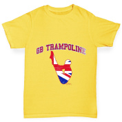 Twisted Envy GB Trampoline Girl's T-Shirt
