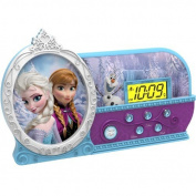 KIDdesigns Frozen Night Glow Alarm Clock by KIDdesigns