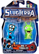 Slugterra SERIES 3 Mini Figure 2-Pack Tangles & Mo [Includes Code for Exclusive Game Items]