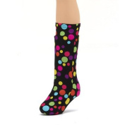 CastCoverz! Legz! Cast Cover in Lots Of Dots - Large Short
