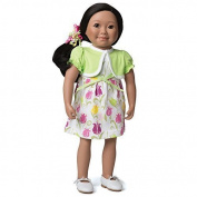 Maplelea's Tulip Royale Outfit for 46cm Dolls by Maplelea