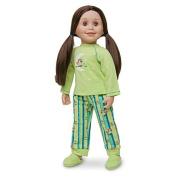 Maplelea Night Owl Nightwear, Pyjama for 46cm Dolls by Maplelea