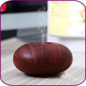 175ML Aroma Essential Oil Diffuser,Tuscom@ LED Ultrasonic Aroma Aromatherapy Humidifier
