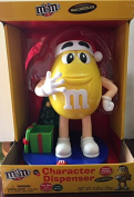 M & M's Limited Edition 2016 Yellow Character Dispenser with Lights & Sounds