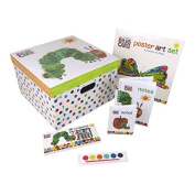 The Very Hungry Caterpillar Collapsible Activity Storage Box by Robert Frederick