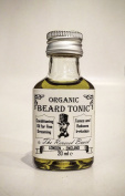 Organic Conditioning Beard Oil, Non-Greasy & Low Odour, Beard Tonic by Revered Beard London